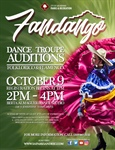 Fandango Dance Troupe Auditions