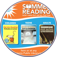 The Mayor's Summer Reading Club