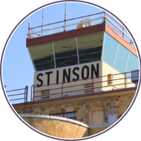 Stinson Airport Tower