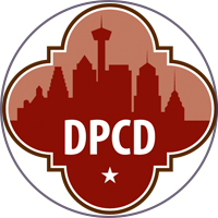 Department of Planning and Community Development logo
