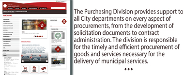'Purchasing Division