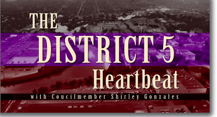 The District 5 Heartbeat