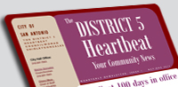District 5 Newsletter