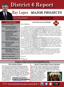 2014 Major Projects Review Newsletter