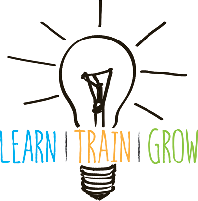 Learn, Train, Grow