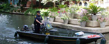 Riverwalk Boat Patrol