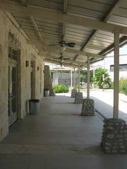 Roosevelt Clubhouse Patio