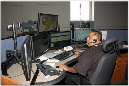 Dispatcher Center